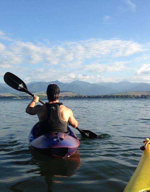 marian ligda kayak