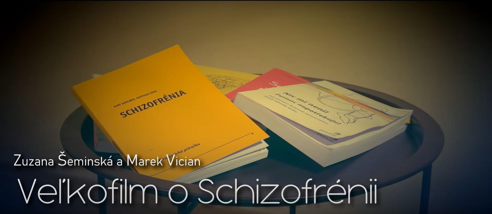 detail clanku Veľkofilm o schizofrénii